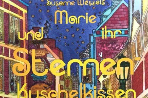 Susanne Wessels hat ein Buch geschrieben